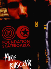 """Skateboarding Foundation"""
