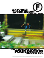 Gary Robinson: Nervous Breakdown Video - Gary, Gary, Gary. What can I say, eh?