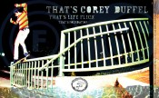 Corey Duffel The Skateboard Mag August 2004