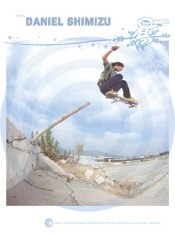 "Daniel Shimizu ""Cold Ice"" pole jam. TWS September 2004"