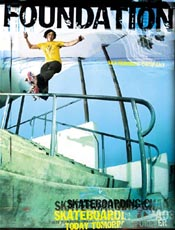"Transworld Ad- Daniel, ""Justin made me do it."""