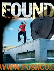 Transworld Ad- Crooked Grind