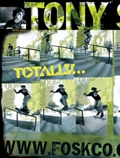 Transworld Ad- Totally Radical Sequence.