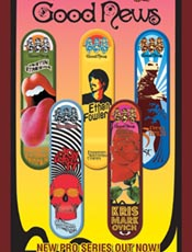 Transworld Ad- Good News boards out now!