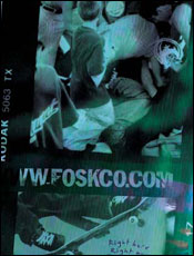 FOSKCO.com in Big Brother. Join the secret society bub. We are so stealth.