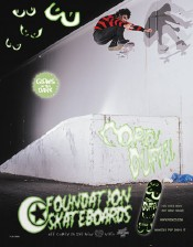 Corey Duffel glow in the dark monster pop shove it Sacto. P: Brooks Thrasher 12-2004