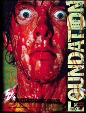 Jon West Blood Fest! The ad that TWS banned!