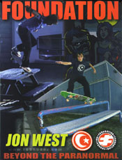 Jon West: Paranormal
