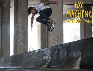 Toy Machine Spring 2015