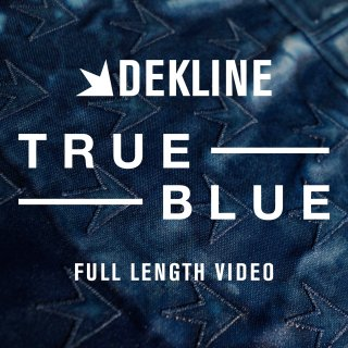 True Blue by Dekline Footwear