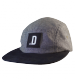D-strike 5 panel cap