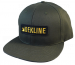 bar strike logo snap back